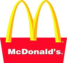 mcdonalds logo transparent background. Plain Transparent Mcdonalds Logo Transparent PNG With Background G