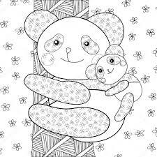 Levenechte Rode Panda Kleurplaat Gratis Kleurplaten Printen Beste