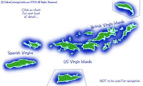Bvi Navigation Charts How To Use Online Cruising Guide Usvi Bvi Sailing