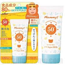 Japanese Sunscreen Comparison Chart Of 2017 Ratzillacosme