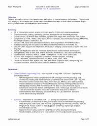 Manual Testing Resume For Years Stunning Quality Assurance Resumes