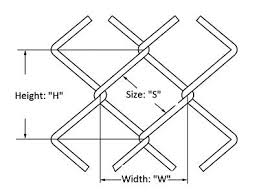 Chain Link Fence Mesh Grades