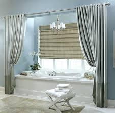 split shower curtain with valance elegant shower curtain ideas split pair shower curtains with valance