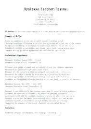 Sample Resume For Teachers Assistant Teacher Aide Cover Letter Here