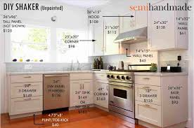 kitchen cabinets cost awesome estimate new of inside 18