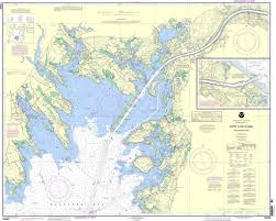 Nautical Chart Buzzards Bay Ma Noaa Nautical Chart 13236 Cape Cod Canal And Approaches