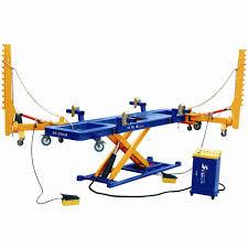 auto body frame machine