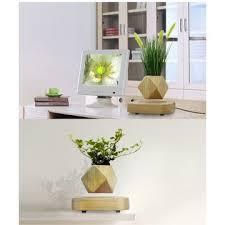 levitating furniture. china solid wood levitating plant pot air bonsai high quality magnetic floating mini potted furniture