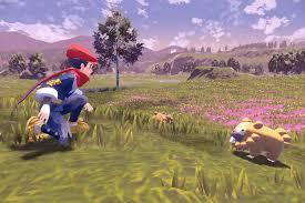 Open-World Pokemon Game Coming to Nintendo Switch