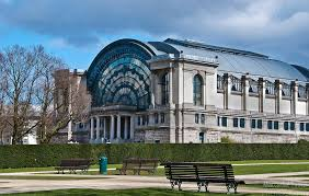 Image result for Cinquantenaire Brussels
