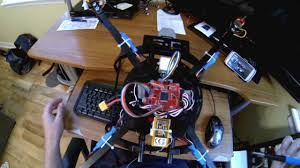 how to wire multiwii pro 2 fc for quadcopter and spektrum