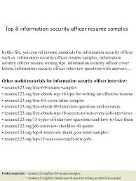 Brilliant Ideas Of Security Guard Resume Objective Security Officer
