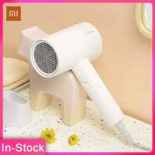 Máy sấy tóc bổ sung ion âm Xiaomi SHOWSEE A1-W 1800W cao cấp Chống Xù Rối  Khô Tóc