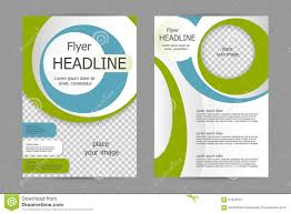 vector flyer template design stock vector image 67942301 vector flyer template design