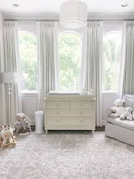 In the Nursery with Fashionable Hostess - Project Nursery