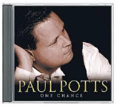 CD Paul Potts - One Chance im Angebot