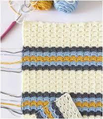Crochet Box Stitch Pattern Amazing Inspiration