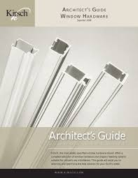 Architects Guide Kirsch Com