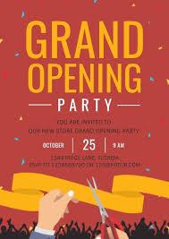 Poster Maker Design Grand Opening Poster Online For Free