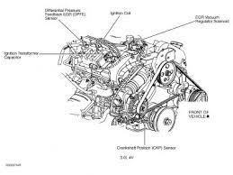 crankshaft position sensor located 6 cyl automatic 105000 miles 2carpros com forum automotive pictures 99387 graphic1 101