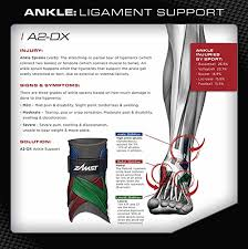 Zamst A2 Dx Size Chart Is The Zamst A2 Dx Ankle Brace Ideal For You It Is For Nba