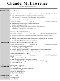 Journalism Resume Sample Best Template Collection