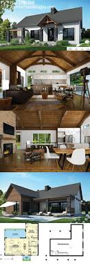 Plan 22468DR: Vaulted and Beamed Ceilings. Small Basement BedroomModern ...