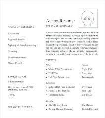 Resume Set Up Adorable How To Set A Resume Colbroco