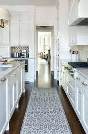 kitchen rugs and runners awesome wonderful grey and white kitchen rugs with best kitchen runner inside