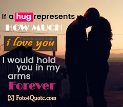 Lovely Couple Quotes Amazing Romantic Love Quotes Hugging You Forever Foto 48 Quote