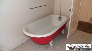 tub refinishing augusta bathtub refinishing maine