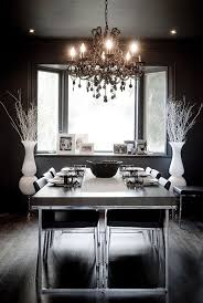 inspiring black chandelier dining room dining table decor ideas 882018 new at eclectic dining room in