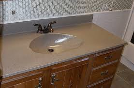 Refinish Cultured Marble Sink Aesthetic Economical Cultured Marble Countertops New Countertop