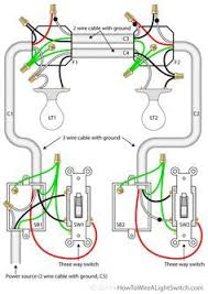 fog light wiring diagram diagram pinterest jeeps, jeep stuff Utv Fog Light Wiring Diagram two lights between 3 way switches with the power feed via one of the light switches Hella Fog Light Wiring Diagram
