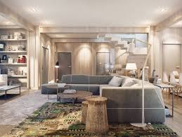 Wood Design For Living Room Interior Design Close To Nature Rich Wood Themes And Indoor