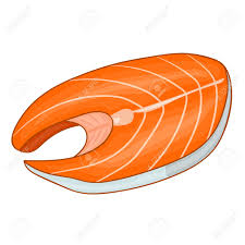 fish meat clipart. Brilliant Fish Fish Meat Clipart And S