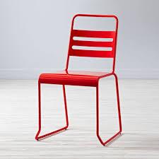 Homeroom Metal Desk Chair Pink