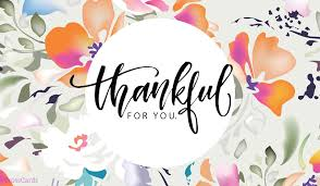 Free Im Thankful For You Ecard Email Free Personalized Thank You