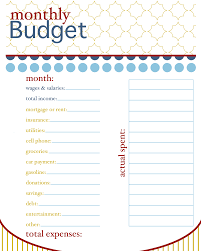 Accounting. Budget Worksheet Printable: Best Photos Of Personal ...