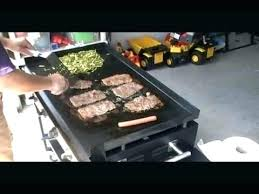outdoor gourmet griddle 4 burner cooking 7 propane grill and i learned to cook on a outdoor gourmet griddle