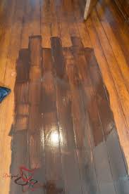learn if refinishing hardwood floors is for you gel stain over existing stained wood applying gel stain more