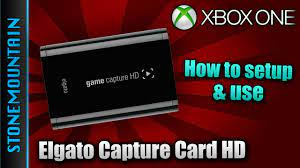 Maybe you would like to learn more about one of these? How To Use Elgato Capture Card Hd On Xbox One Best Way To Record Xbox One Software Tutorial Youtube