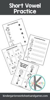 .of vowels with our printable long and short vowel sounds worksheets for grade 1 and grade 2! Free Short Vowel Sounds Worksheets