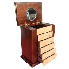 wooden jewelry box small kits custom boxes for hand lined with lock and key wooden jewelry box small