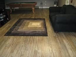 basement floormodern living room bridgeport konecto prestige 6x48 luxury vinyl planks