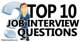 Interview Questions About Success Top 10 Interview Questions For 2019 And How To Answer Them