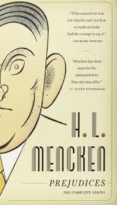 com h l mencken prejudices the complete series  com h l mencken prejudices the complete series library of america 9781598530766 h l mencken books