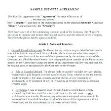 Ownership Contract Template – Poquet