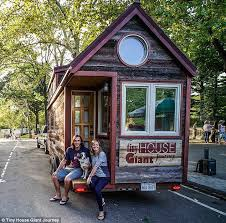 Couple Hauls Tiny Home On Wheels For Year Long Transcontinental