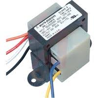 white rodgers 90 t40f3 chassis sec 24vac pri 120 208 240vac Honeywell Thermostat Wiring Diagram at White Rodgers Transformer Wiring Diagram